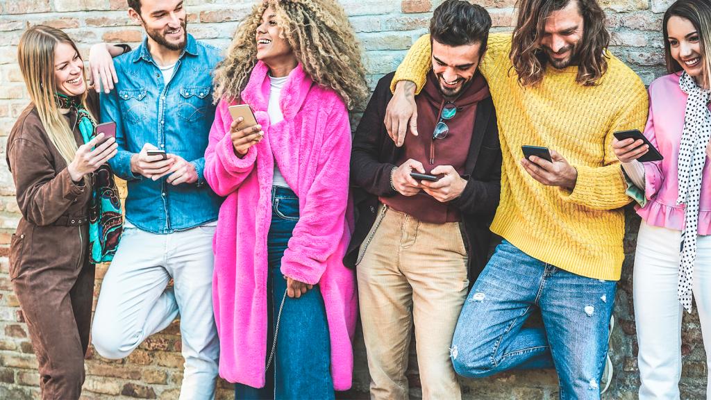 Jovens conectados são um novo perfil de consumidor